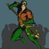 character Aquaman