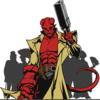 character Hellboy