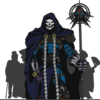 character Skeletor