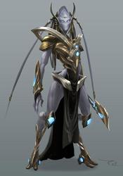 Protoss Wizard