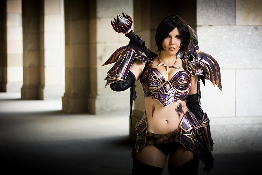 Warrior Cosplay (World of Warcraft) par KamuiCosplay - photo 0