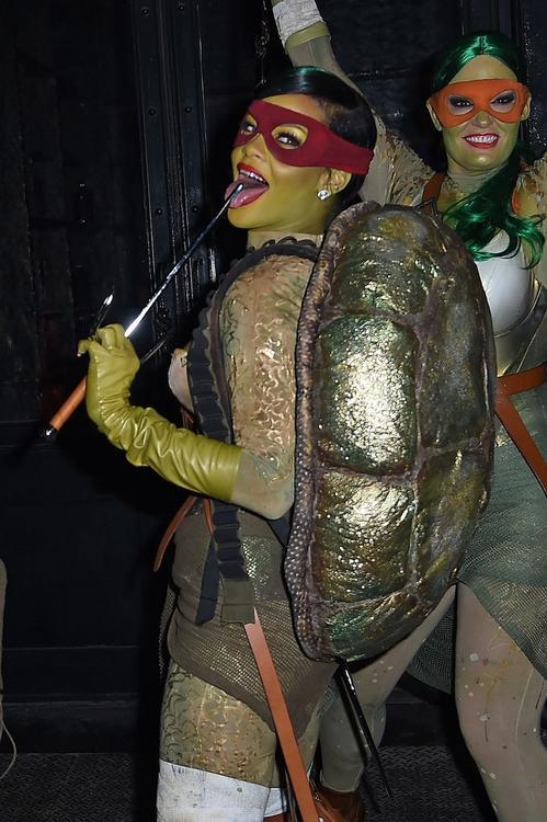 Raphael tortues ninja par rihanna - Tortue ninja raphael ...