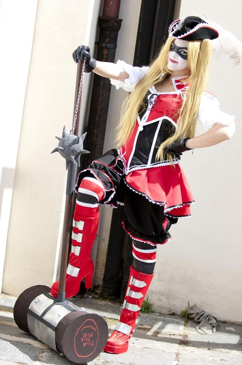 Harley Quinn pirate par MaDeath - photo 2