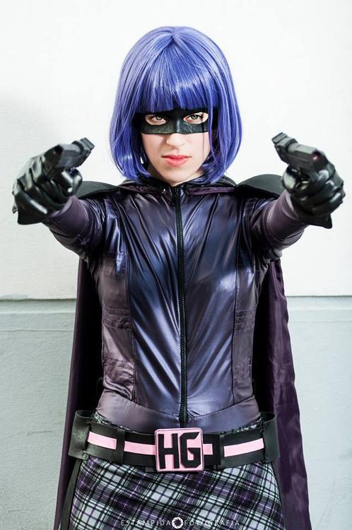 Hit-Girl - Kick Ass - Jessica Herrlein - photo 0