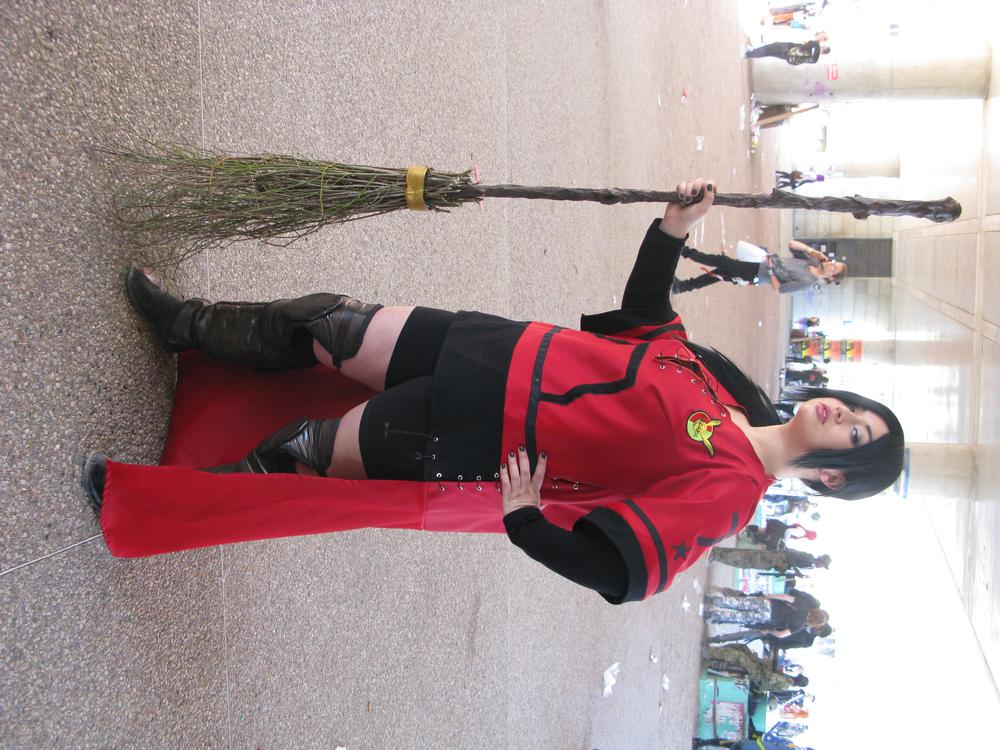 Quidditch Player (Harry Potter) - Laureen Humblin - Japan Touch Haru 2015 - photo 2