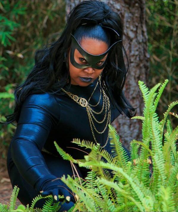 Catwoman (Eartha Kitt) - Batman - Silhouettescosplay - photo 0