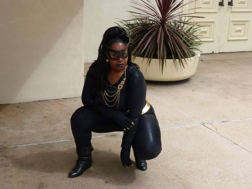 Catwoman (Eartha Kitt) - Batman - Silhouettescosplay - photo 2