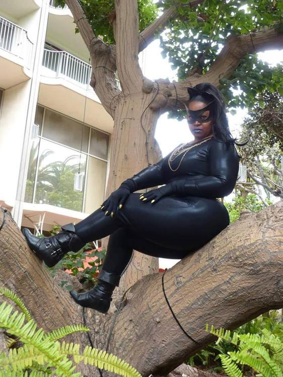 Catwoman (Eartha Kitt) - Batman - Silhouettescosplay - photo 7