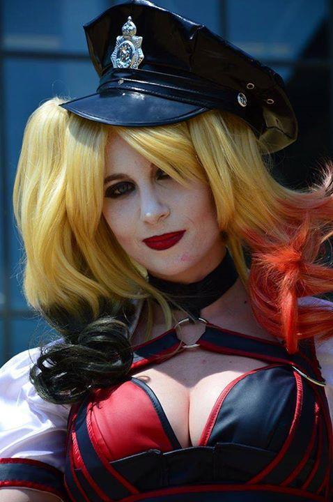 Harley Quinn - Xellie Cosplay - Japan expo 2015 - photo 0