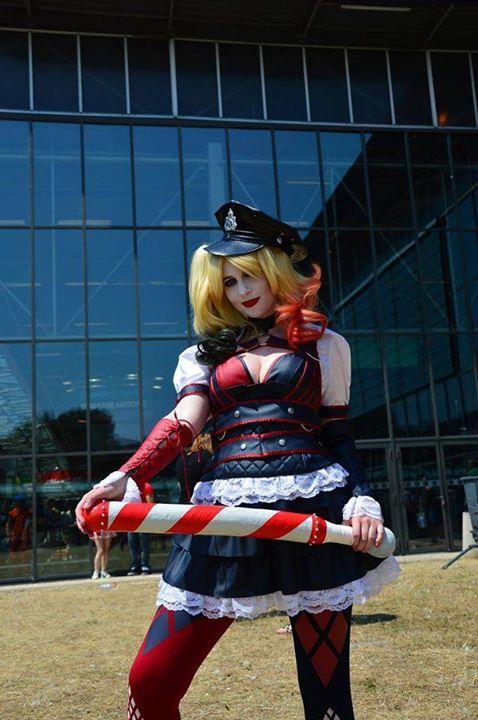 Harley Quinn - Xellie Cosplay - Japan expo 2015 - photo 3