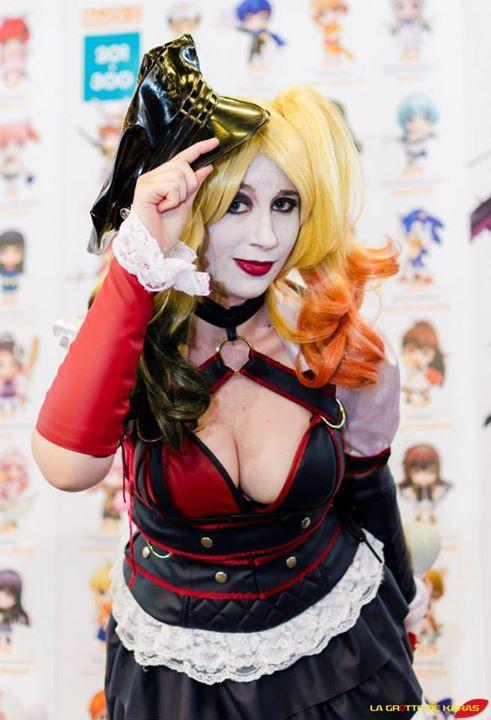 Harley Quinn - Xellie Cosplay - Japan expo 2015 - photo 8