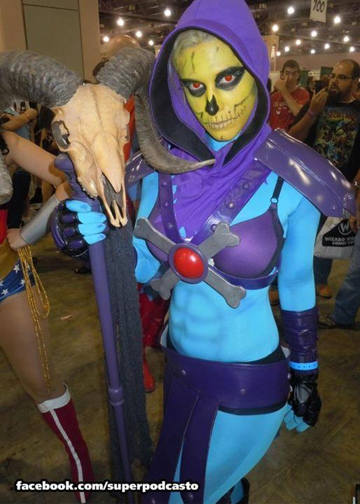 Skeletor (Masters of the Universe) - Freddie Novack - photo 7