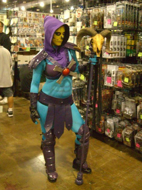 Skeletor (Masters of the Universe) - Freddie Novack - photo 8