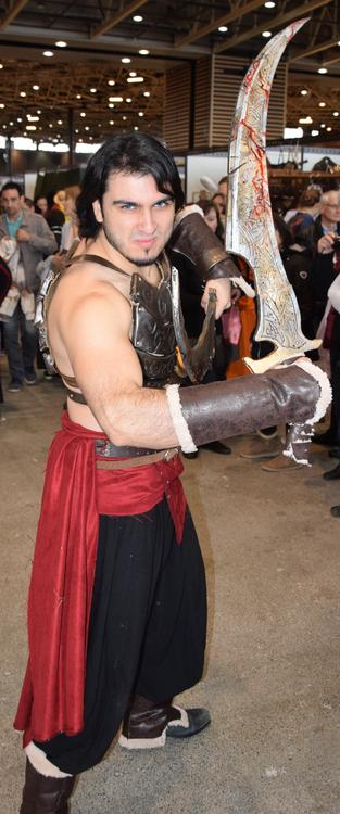 Prince Of Persia - Aaron Leonheart - Japan Touch 2015 - photo 1