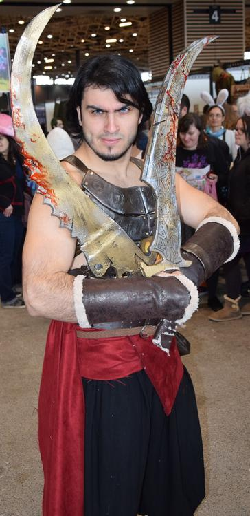 Prince Of Persia - Aaron Leonheart - Japan Touch 2015 - photo 3