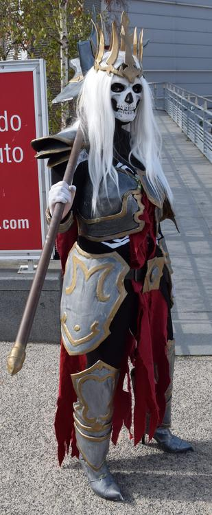 King Of The Dead - Diablo - Eleevya - Paris Manga 2015 - photo 1