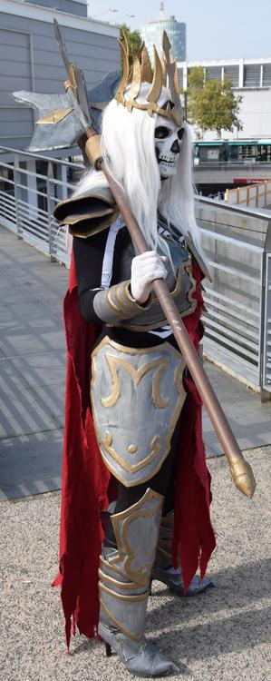 King Of The Dead - Diablo - Eleevya - Paris Manga 2015 - photo 3