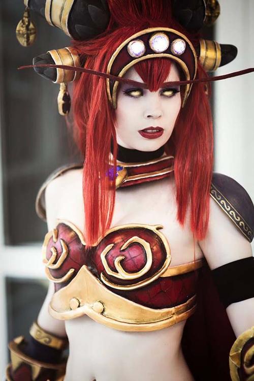 Queen Alexstrasza - World of Warcraft - Tine Marie Riis - photo 1