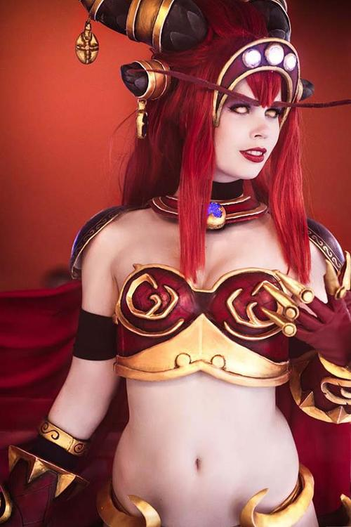Queen Alexstrasza - World of Warcraft - Tine Marie Riis - photo 3