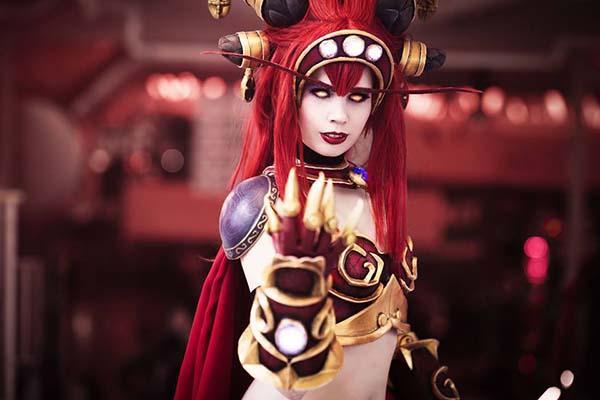 Queen Alexstrasza - World of Warcraft - Tine Marie Riis - photo 4