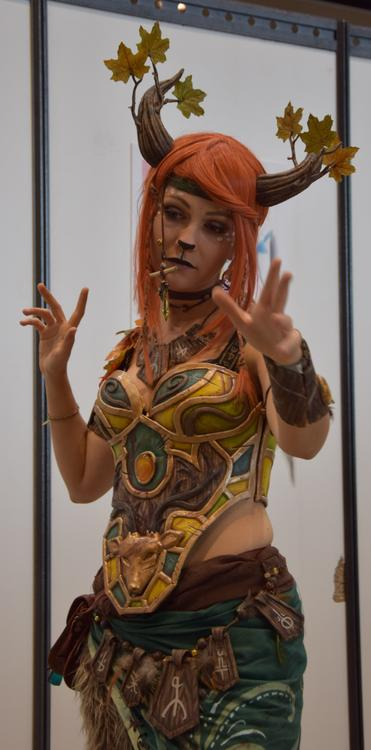 Enchantress - Dota 2 - Ellebasi cosplay - Japan Touch 2015 - photo 2