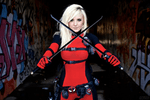 cosplayer Jessica Nigri
